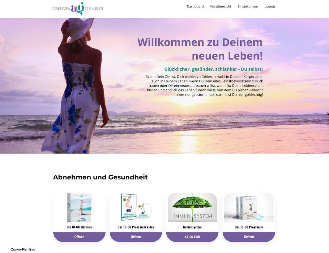 Andreas Mittlböck Digitalen Mitgliederbereich Online Produkt erstellen Digistore24