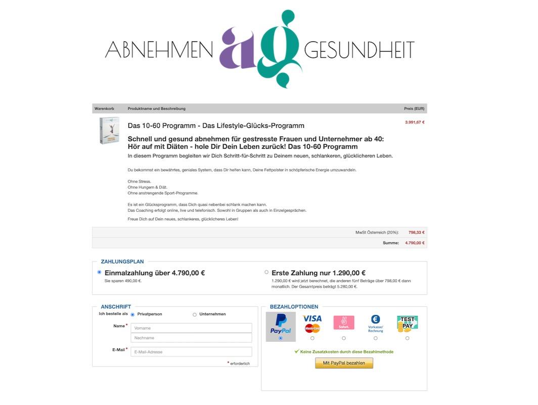 Andreas Mittlböck Digitales Online Produkt erstellen Digistore24